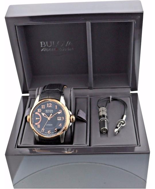 Bulova AccuSwiss Calibrator Automatic Watch 43mm