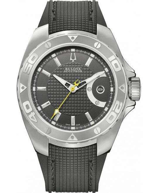 Bulova Accutron Curacao Automatic Watch 44mm