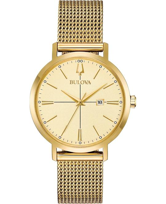 Bulova Aerojet Classic Watch 34.7mm