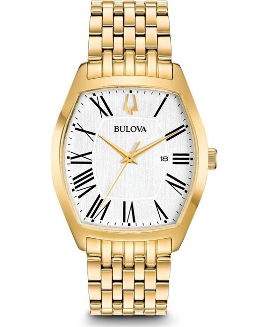 Bulova Ambassador Yellow  Watch 37mm