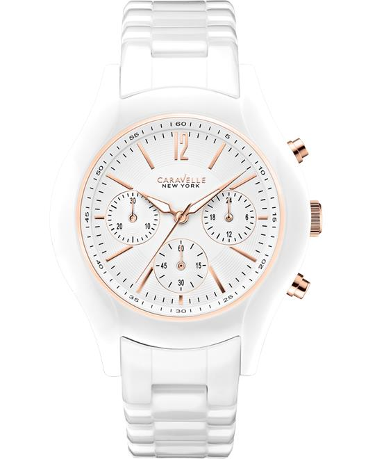 Bulova Caravelle New York Women's 39mm