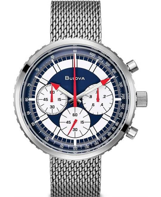 Bulova Chronograph Special Edition Watch 46mm