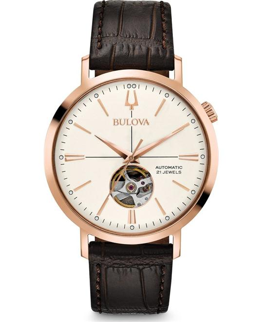 Bulova Classic Automatic Watch 41mm