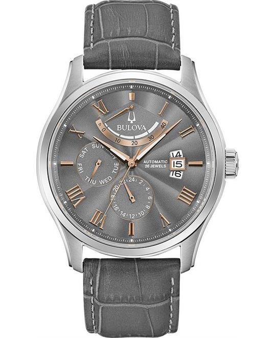 Bulova Classic Wilton Automatic Watch 43mm