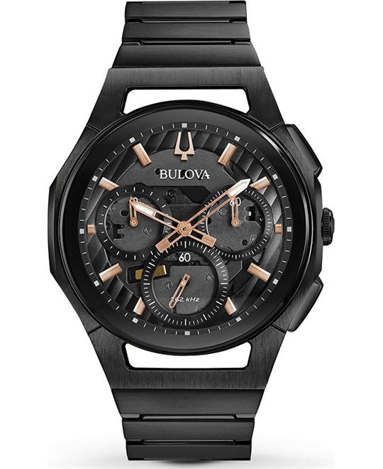 Bulova Curv Chronograph Men's Watch 44mm