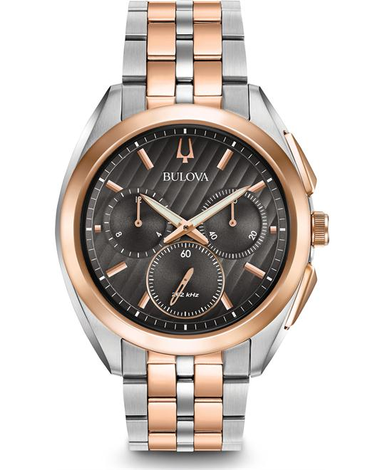 đồng hồ Bulova Curv Chronograph Watch 45mm