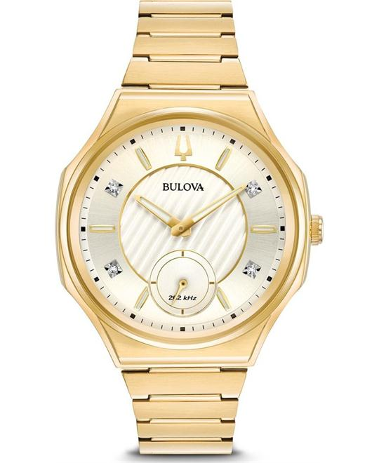 Bulova Curv Diamond Watch 40.5MM