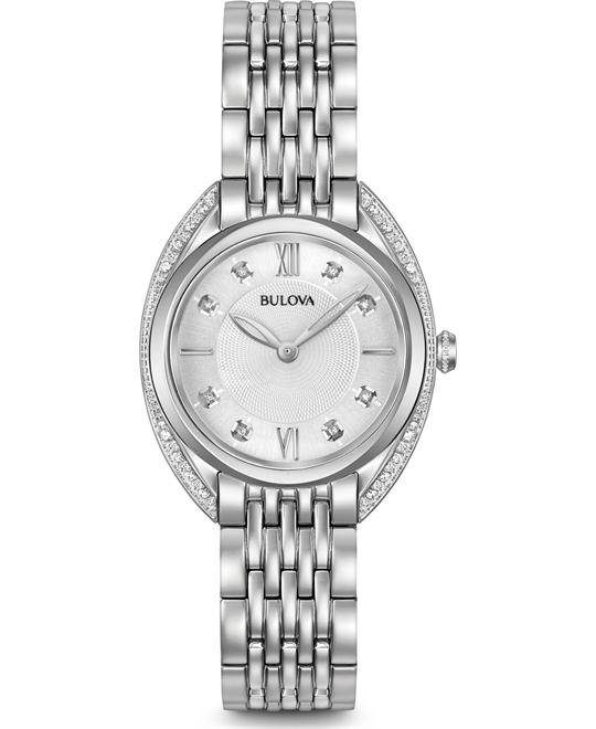 Bulova Diamond  Women Watch 30mm