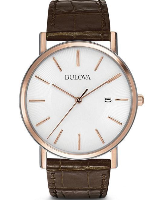 Bulova Classic Dress Series Watch 37mm
