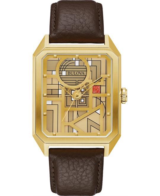 đồng hồ nam Bulova Frank Lloyd Limited Edition Men's Watc