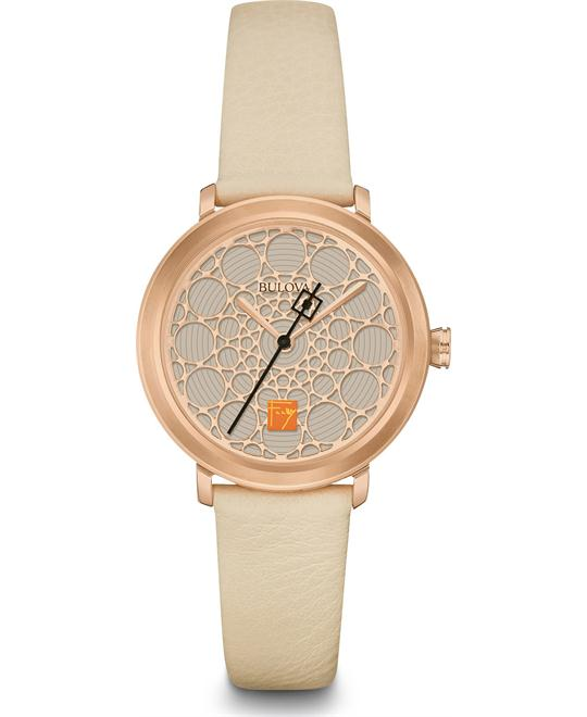 Bulova Frank Lloyd Wright Women's Watch 34mm