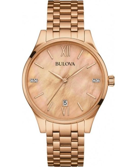 Bulova Maiden Lane Womens Watch 36mm