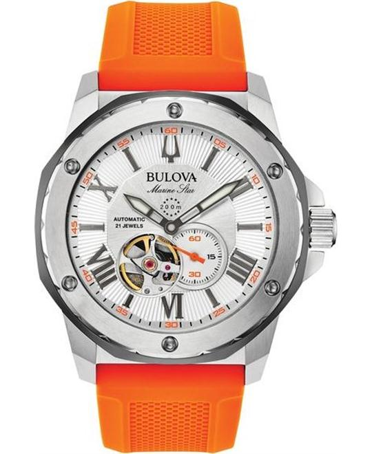 Bulova Marine Star Automatic Men's Watch 45mm