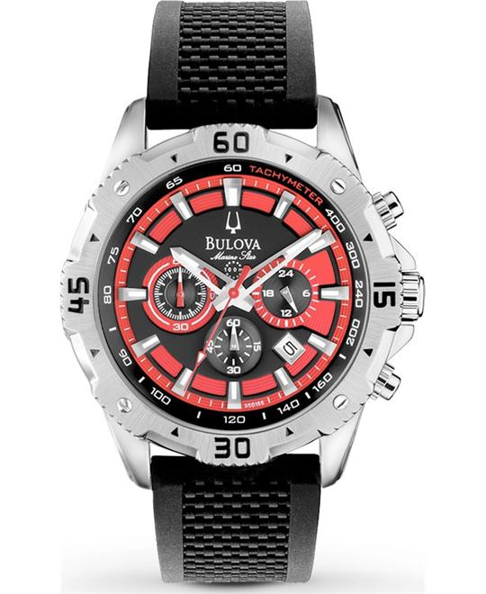 Bulova Marine Star Men's Watch 43mm