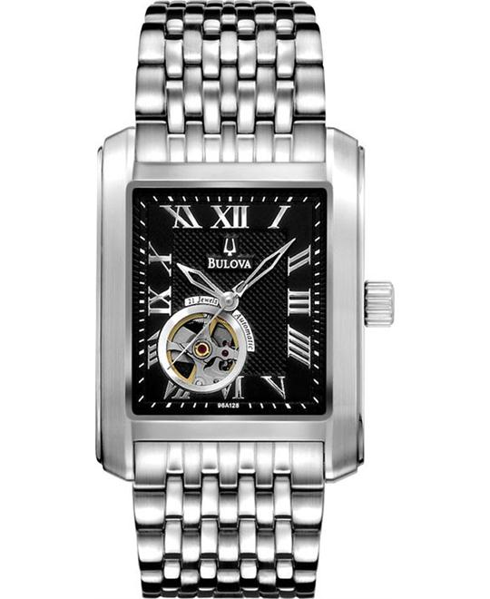 Bulova Series 160 Mechanical Watch 36mmx42mm