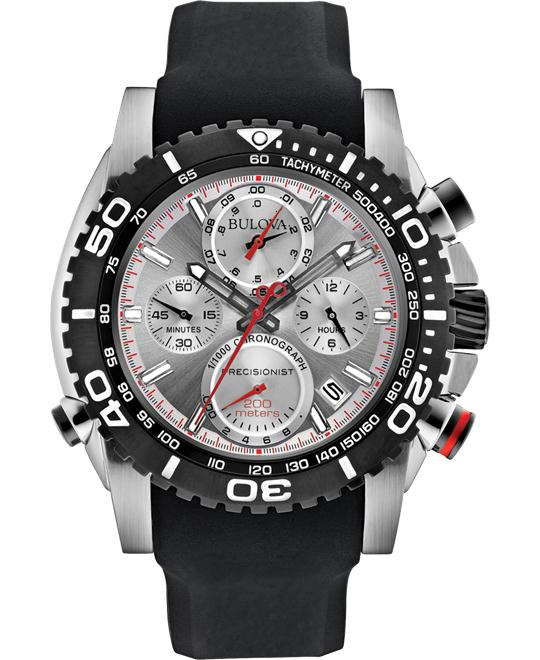 đồng hồ Bulova Precisionist Chronograph Men's Watch 47.5mm
