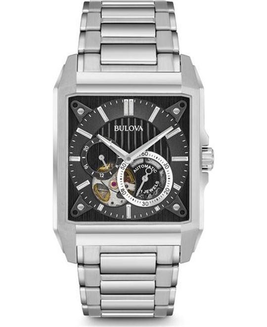 Bulova Corporation Automatic Men's Watch 49mm