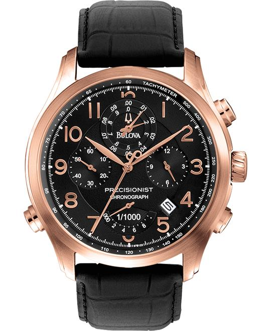 đồng hồ Bulova Precisionist Chronograph Men's Watch 45mm