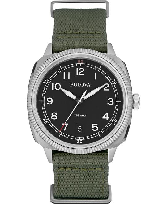 Bulova UHF Military Nylon Watch 42mm