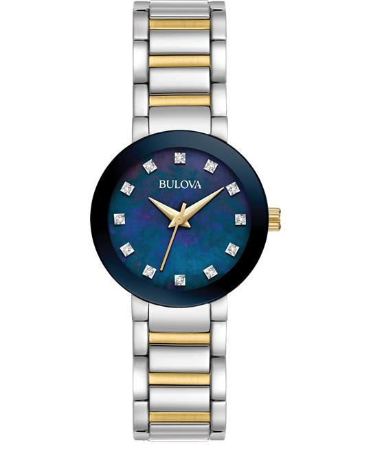 Bulova Modern Diamond Women Watch 26mm