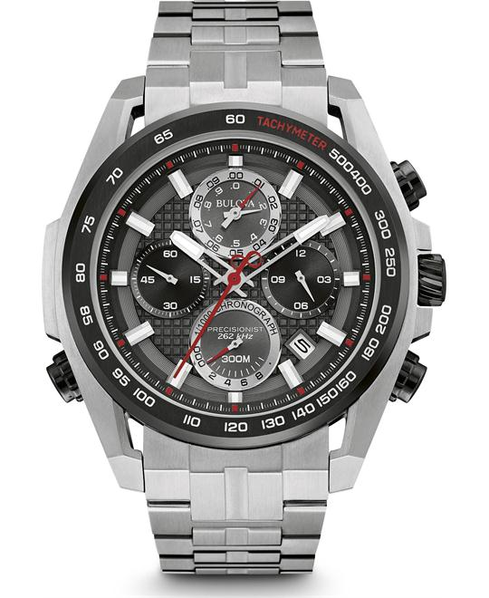 đồng hồ Bulova Precisionist Chronograph Men's Watch 48.3mm