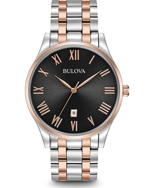Bulova Classic Dress Men's Watch 40mm