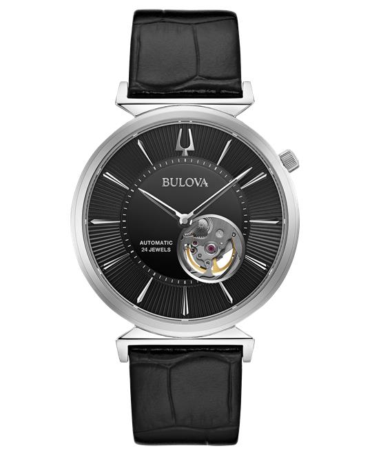 Bulova Regatta Automatic Black Watch 40mm