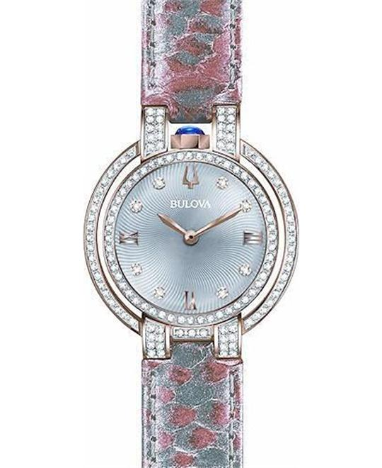 Bulova Rubaiyat Women's Watch 35mm
