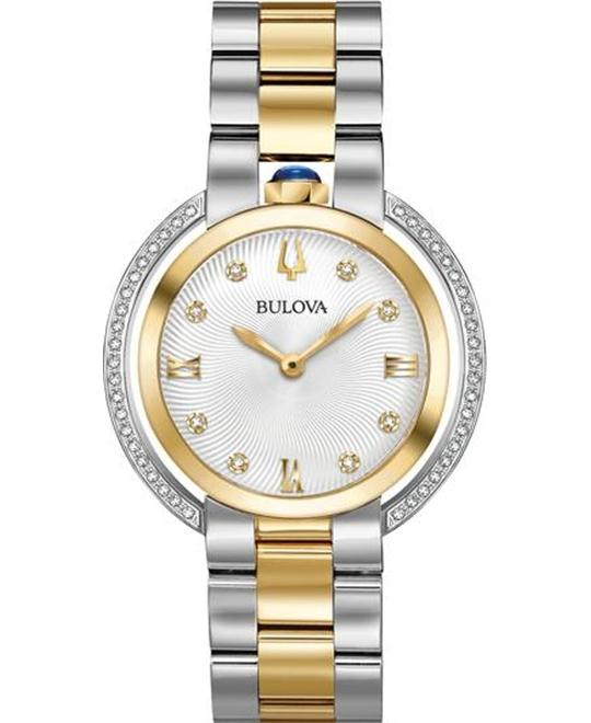 đồng hồ Bulova Rubaiyat Women's Watch 35mm