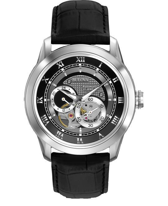 đồng hồ Bulova SERIES 120 Automatic Watch 42mm