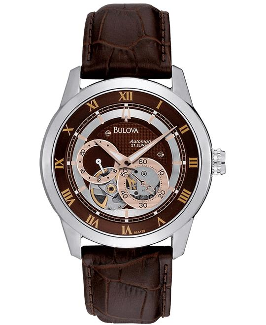 Bulova Series 120 Automatic Watch 42mm