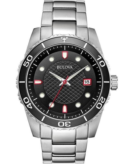 Bulova Classic Sport Watch 44mm