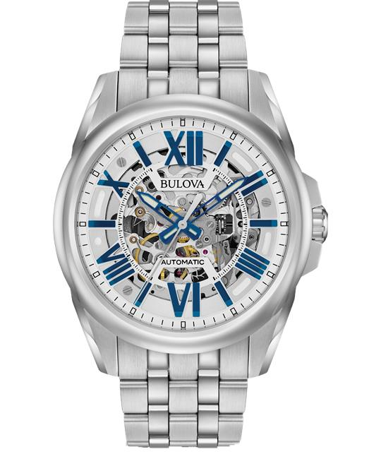 Bulova Sutton Automatic Mens Watch 43mm