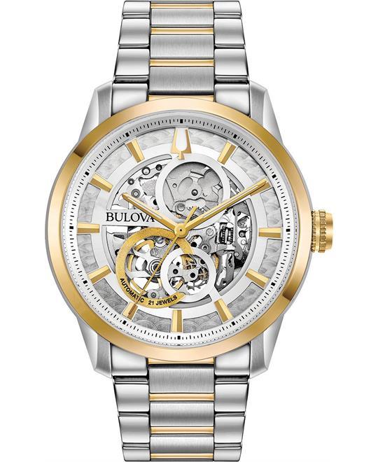 Bulova Sutton Automatic Watch 43mm