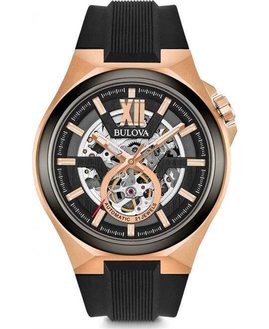 dong ho Bulova Maquina Automatic Watch 46mm
