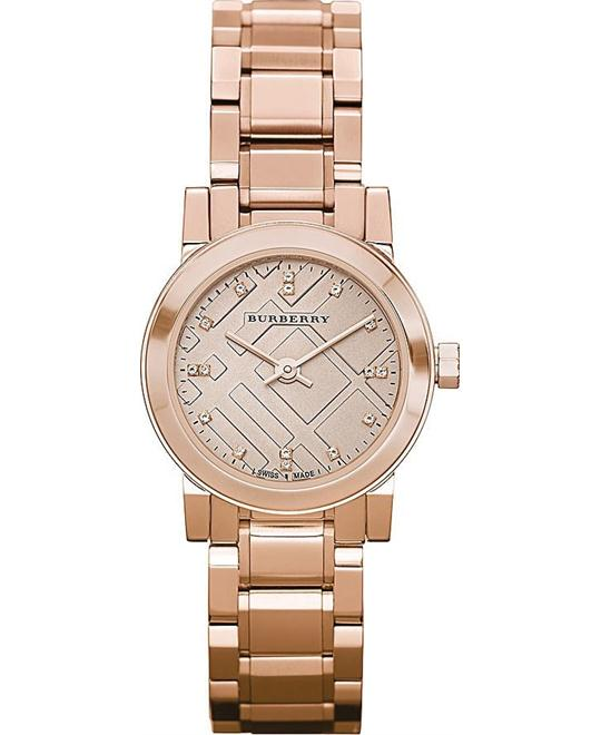 Burberry Heritage BU9215 Ladies Watch 26mm