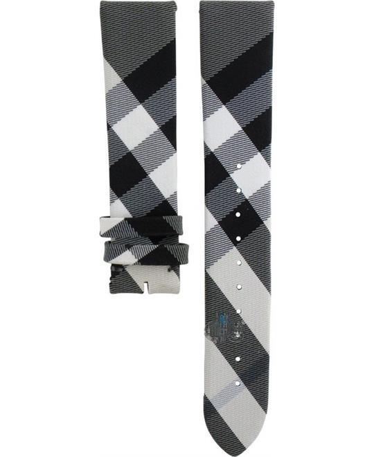 Burberry Leather Multicolour Original Strap 20mm