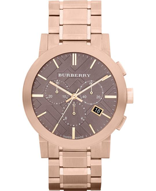 Burberry the City Men's Chronograph Watch 42mm