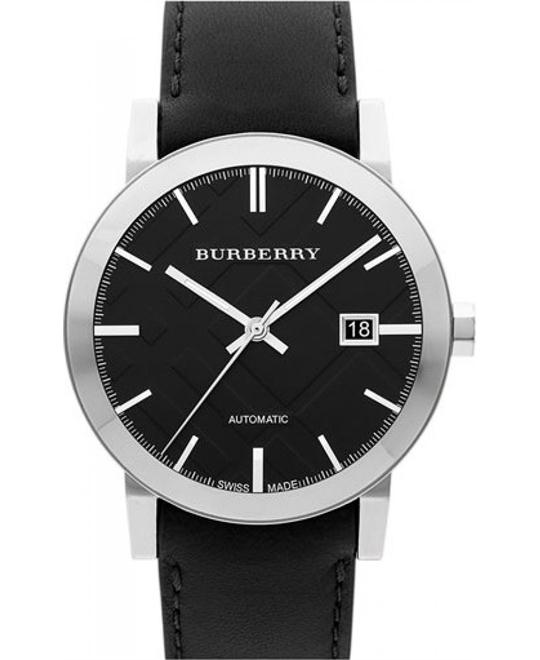 Burberry The City Black Men's Automatic Watch 42mm
