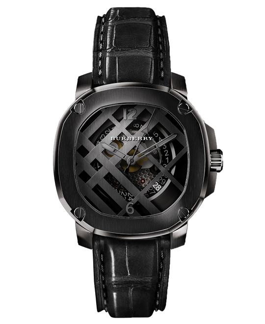 Burberry THE BRITAIN CLASSIC Watch 44.8mmx49.7mm