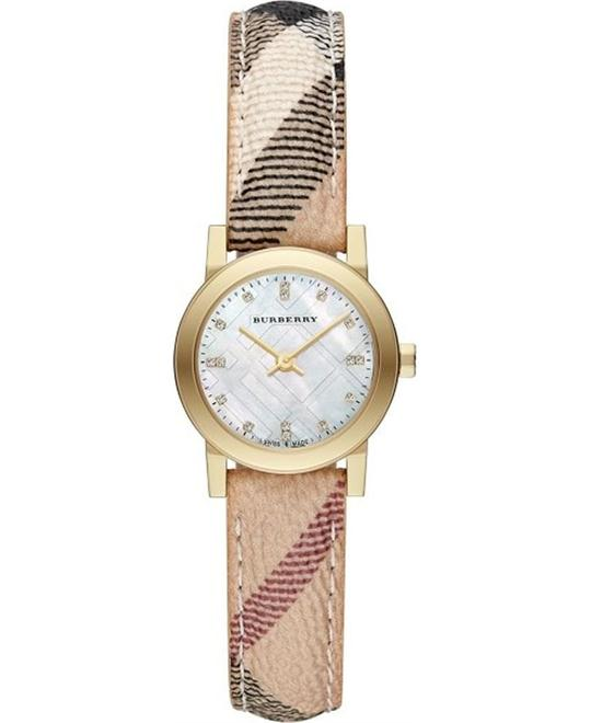 Burberry The City BU9226 Diamond Ladies Watch 26mm