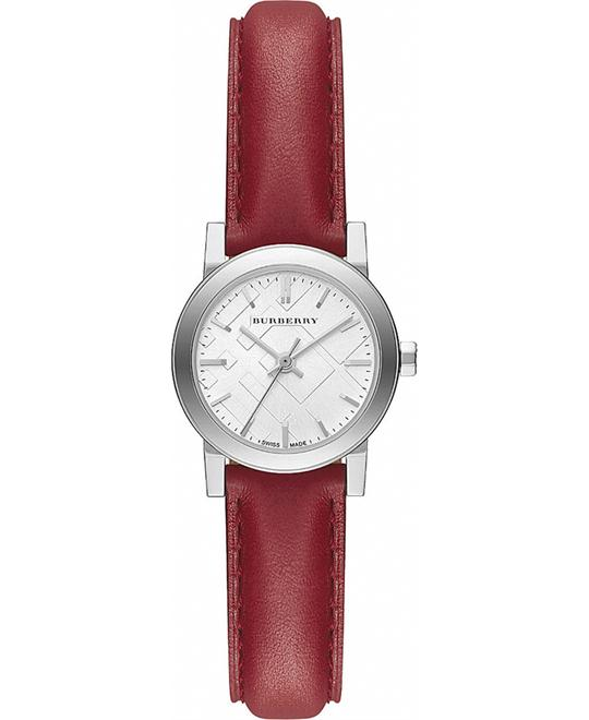 Burberry The City Check Women Watch 27MM