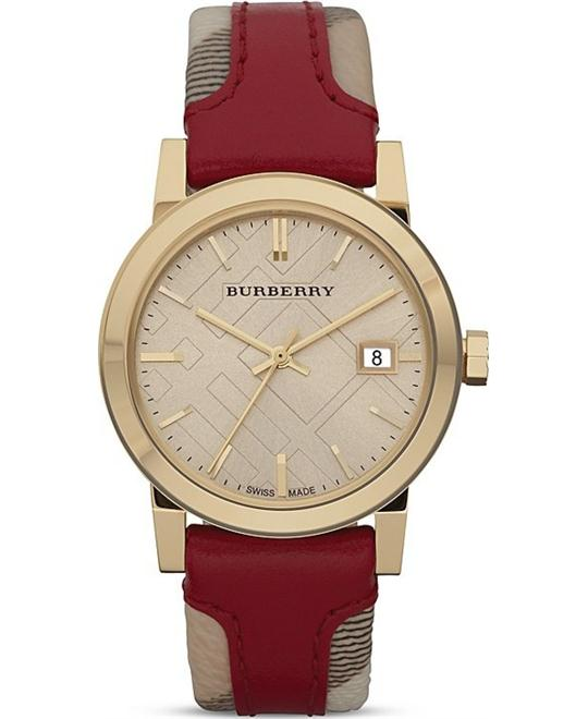 Burberry The City Women's Unisex watch 34mm