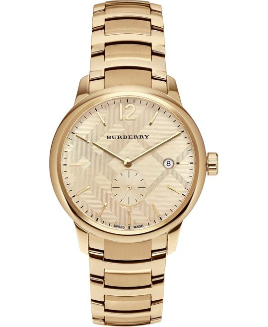 BURBERRY THE CLASSIC ROUND BU10006 40MM
