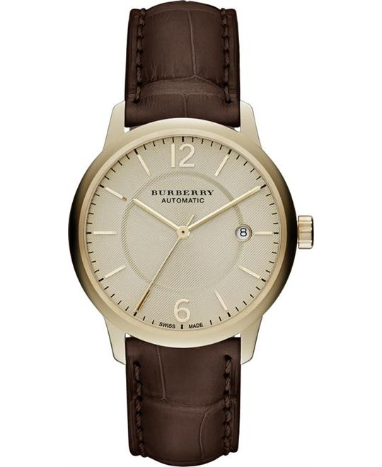 BURBERRY THE CLASSIC ROUND BU10302 40MM