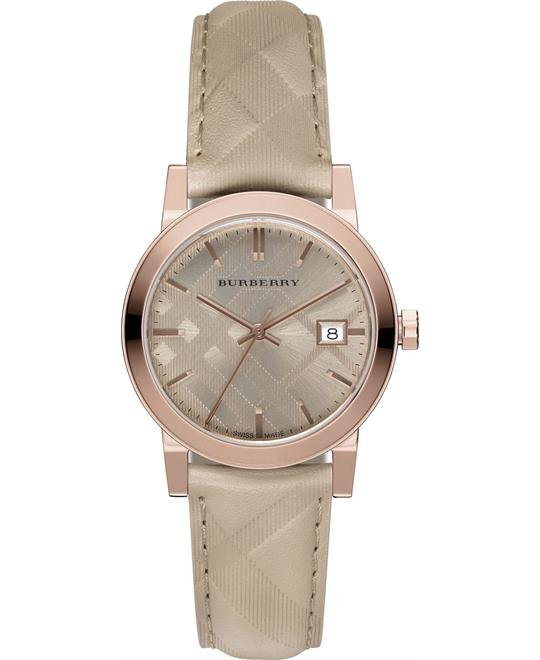 Burberry The Classic Round Women's Watch 34mm
