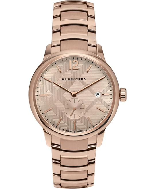 BURBERRY THE CLASSIC SWISS WATCH 40mm