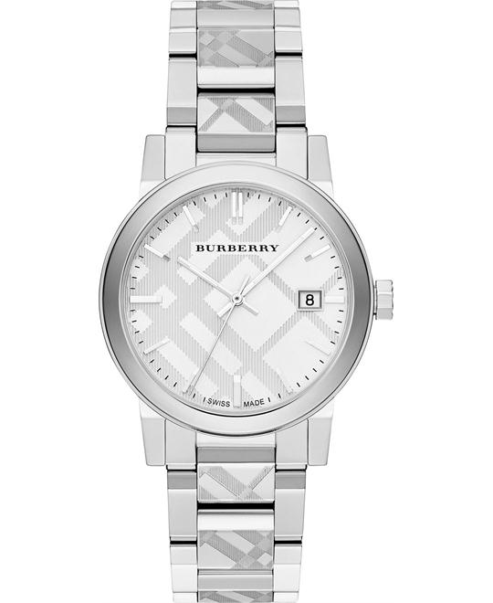 Burberry Watch Unisex the City 38mm