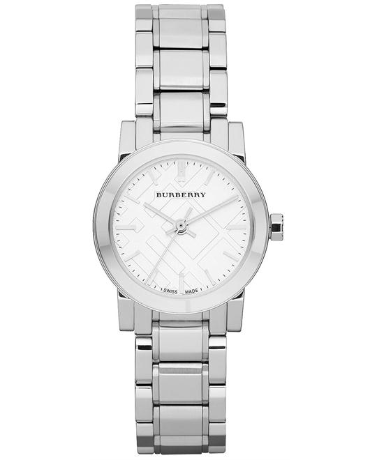 Burberry The City Women's Swiss Stainless Watch 26mm
