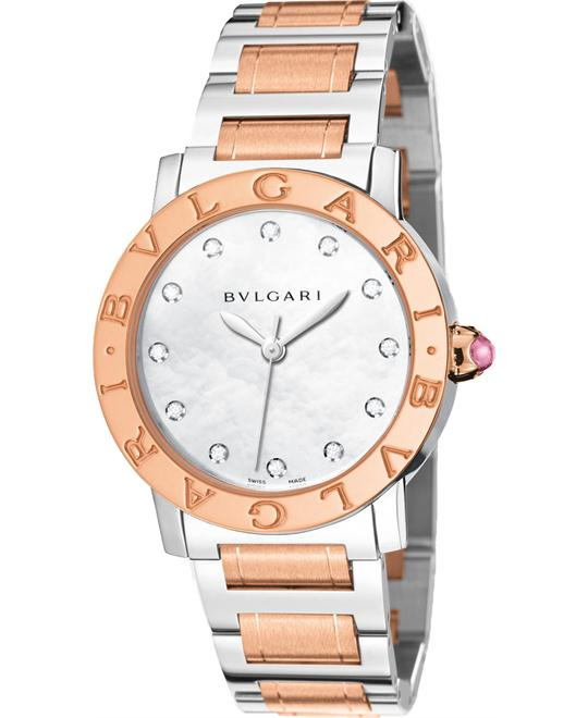 BVLGARI BVLGARI 101891 BBL33WSPG/12 WATCH 30MM